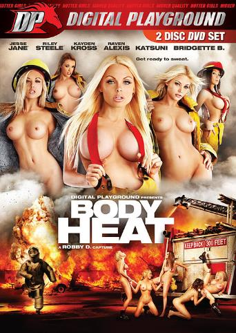 Body Heat from Digital Playground front cover