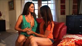 Horny Lesbian Sisters 2 Scene 4