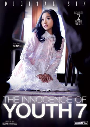 The Innocence Of Youth 7 from Digital Sin front cover