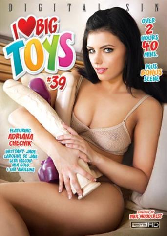 I Love Big Toys 39