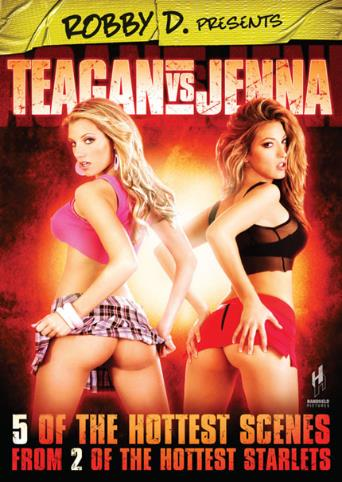 Teagan vs. Jenna from Digital Playground front cover