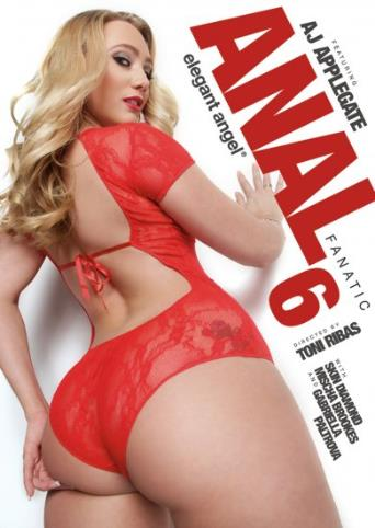 Anal Fanatic 6 from Elegant Angel front cover