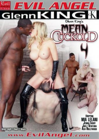 Mean Cuckold 4 from Evil Angel front cover