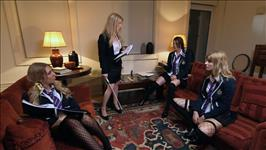 Young Harlots Girls Dorm Scene 5