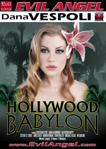 Hollywood Babylon from Evil Angel front cover