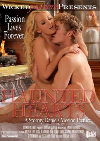 Haunted Hearts from Wicked front cover