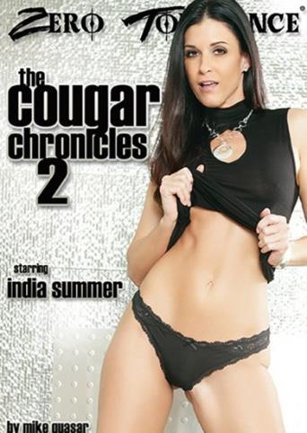 The Cougars Chronicles 2 from Zero Tolerance front cover