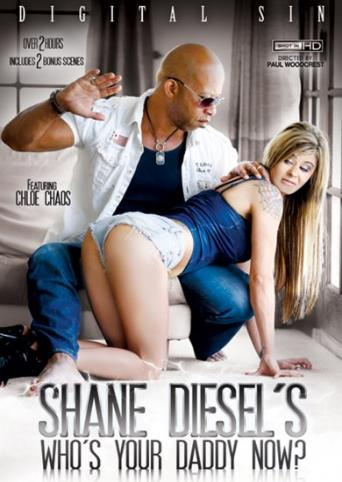 Shane Diesel's Whos Your Daddy Now from Digital Sin front cover