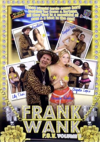 Frank Wank POV Volume 1 from JM Productions front cover