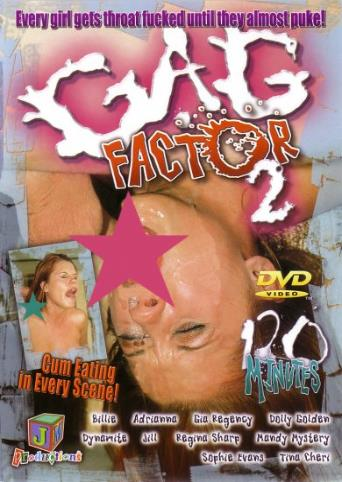 Gag Factor 2 from JM Productions front cover