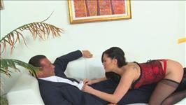 Asian Eyes For White Guys Scene 4
