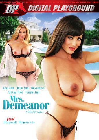 Mrs Demeanor from Digital Playground front cover