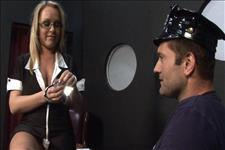 Handjobs And Handcuffs Scene 3