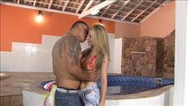 Big Butt Brazilian Anal Babes Scene 1