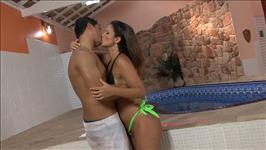 Big Butt Brazilian Anal Babes Scene 2