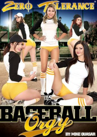 Baseball Orgy from Zero Tolerance front cover