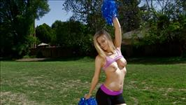 Creampied Cheerleaders 4 Scene 3