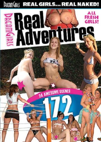 Real Adventures 172 from DreamGirls front cover