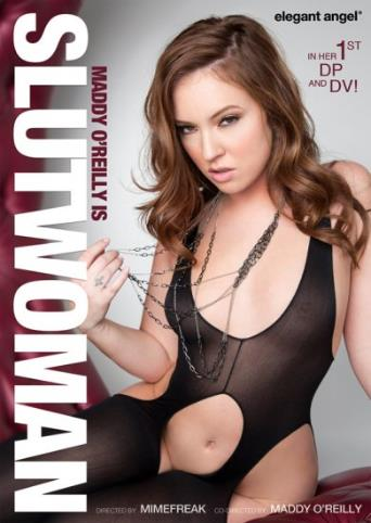 Maddy O'reilly Is Slutwoman from Elegant Angel front cover