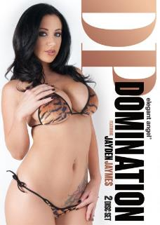 DP Domination DVD cover