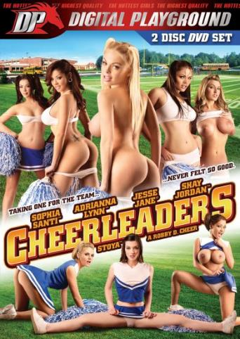 Cheerleaders from Digital Playground front cover