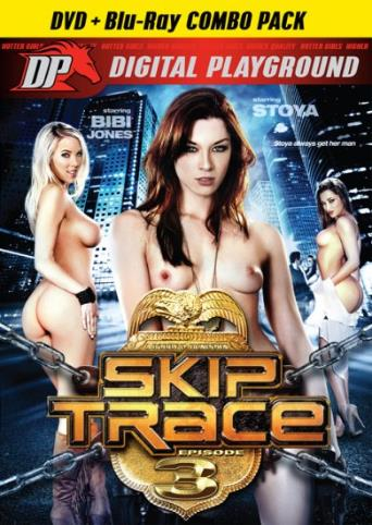 Skip Trace 3 from Digital Playground front cover