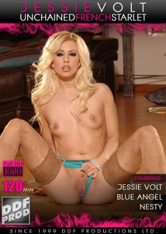 Jessie Volt Unchained French Starlet from DDF front cover