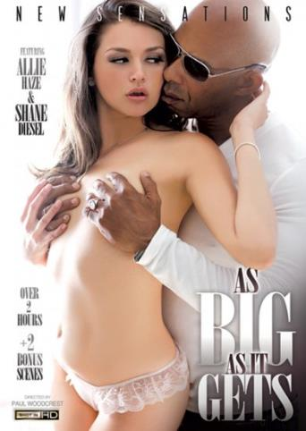 As Big As It Gets from New Sensations front cover