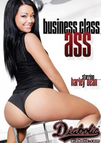 Business Class Ass from Diabolic front cover