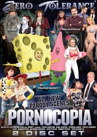 Pornocopia from Zero Tolerance front cover