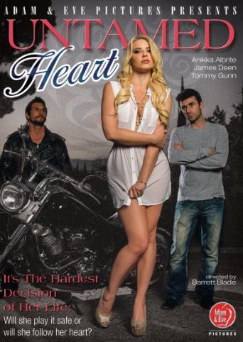 Untamed Heart from Adam & Eve front cover