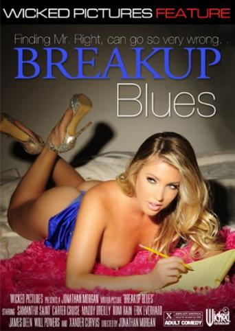 Breakup Blues from Wicked front cover
