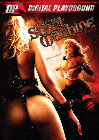 Strict Machine from Digital Playground front cover
