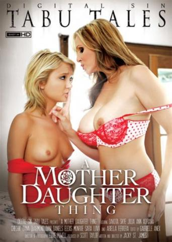 A Mother Daughter Thing from Digital Sin front cover
