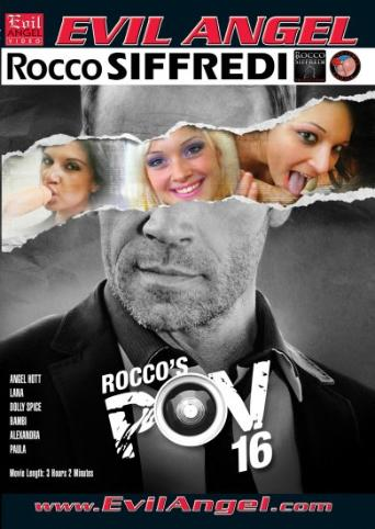 Rocco's POV 16 from Evil Angel: Rocco Siffredi front cover
