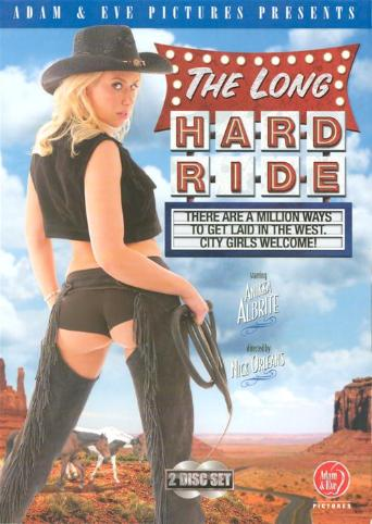 The Long Hard Ride from Adam & Eve front cover