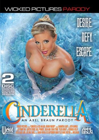 Cinderella from Wicked front cover