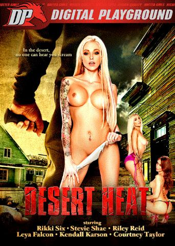 Desert Heat from Digital Playground front cover