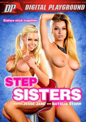 Step Sisters from Digital Playground front cover