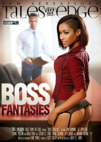 Boss Fantasies from New Sensations front cover
