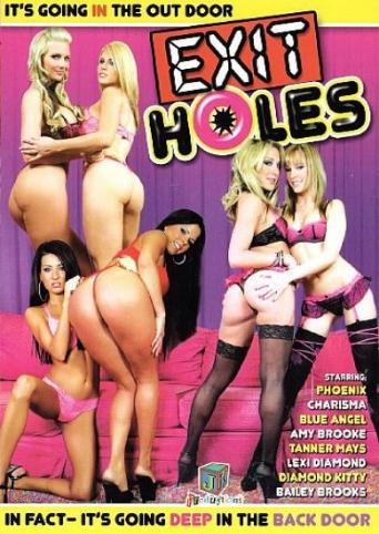Exit Holes from JM Productions front cover