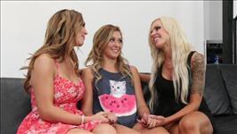 Lesbian Family Affair Scene 4