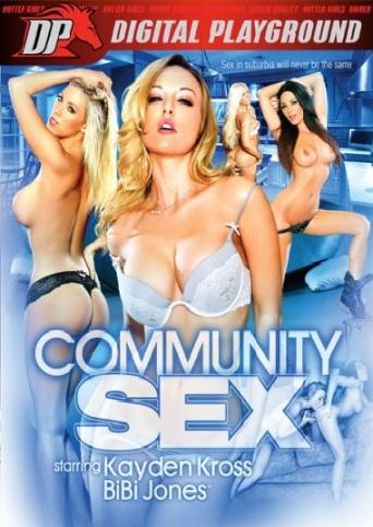 Community Sex from Digital Playground front cover