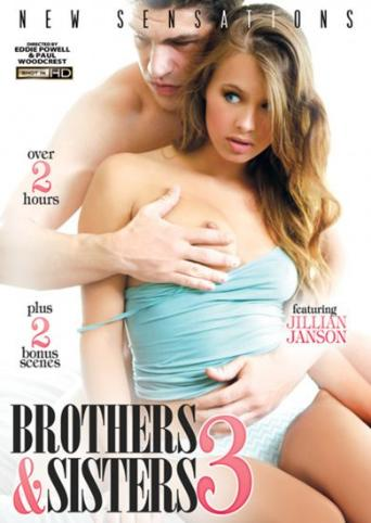 Brothers And Sisters 3 from New Sensations front cover