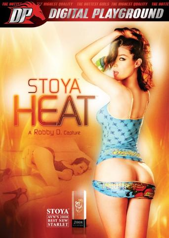 Stoya Heat from Digital Playground front cover