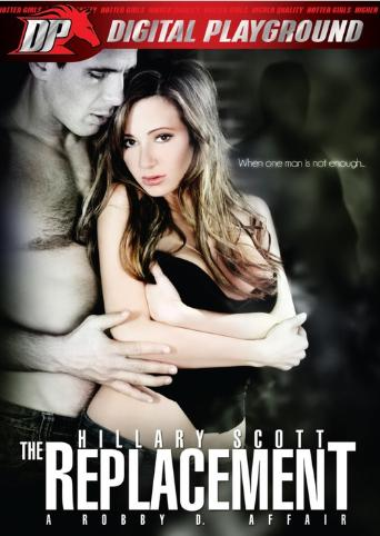 The Replacement from Digital Playground front cover