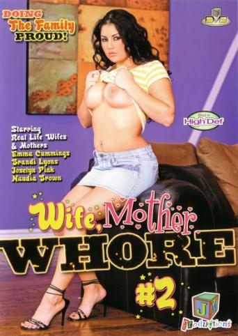 Wife Mother Whore 2 from JM Productions front cover