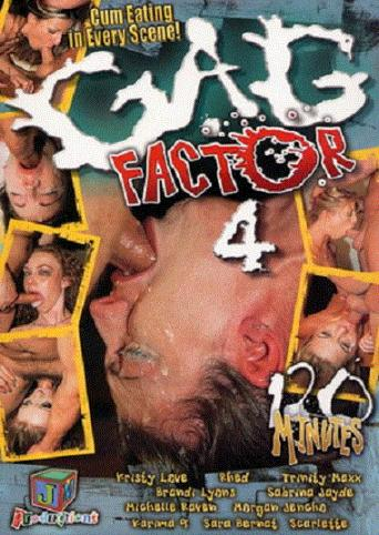 Gag Factor 4 from JM Productions front cover