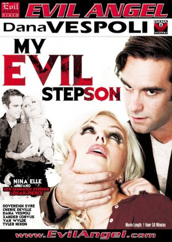 My Evil Stepson from Evil Angel front cover