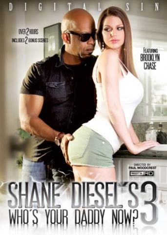 Shane Diesel's Who's Your Daddy Now 3 from New Sensations front cover